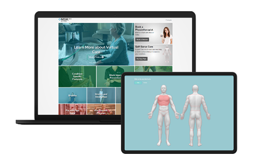 MSK360 Therapuetic Portal